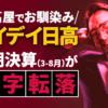 日高屋でお馴染みのハイデイ日高、上期決算(3-8月)が赤字転落
