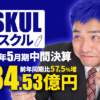 ASKUL(アスクル)、2021年5月期中間決算は純利益57.5%増の34億円で過去最高益達成